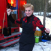 Karin in de sneeuw anno 2012 - Comfort and Joy - Film Catering by Karin Philips